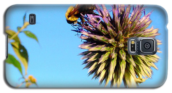 The Thistle And The Bee. Galaxy S5 Case