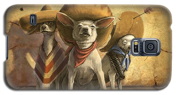 The Three Banditos Galaxy S5 Case by Sean ODaniels