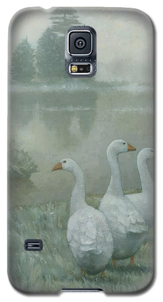 The Three Geese Galaxy S5 Case