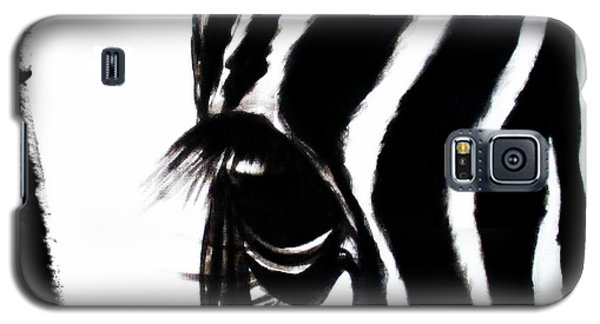 The Three Musketeers - Zebra Galaxy S5 Case