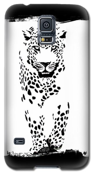 The Three Musketeers - Leopard Galaxy S5 Case
