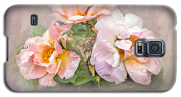 Galaxy S5 Case featuring the photograph The Three Of Us by Betty LaRue