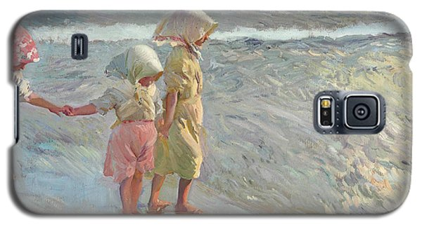 The Three Sisters On The Beach Galaxy S5 Case