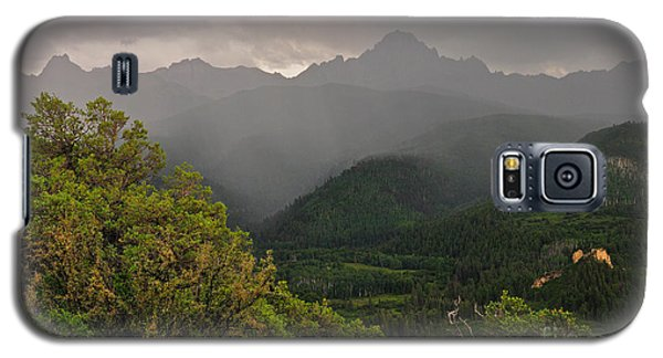 The Thunder Rolls Galaxy S5 Case