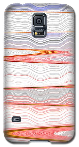 The Tide Is Out Galaxy S5 Case by Ann Johndro-Collins