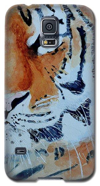 The Tiger Galaxy S5 Case