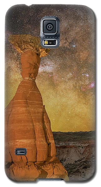 The Toadstool And The Core Galaxy S5 Case