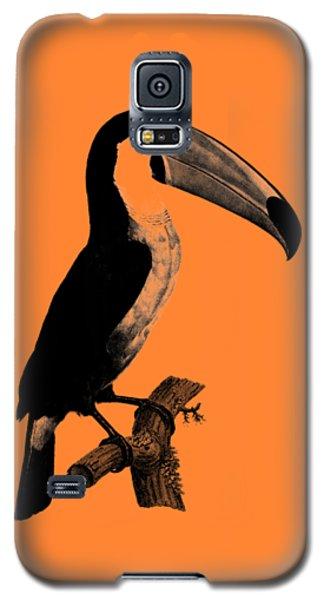 Toucan Galaxy S5 Case - The Toucan by Mark Rogan