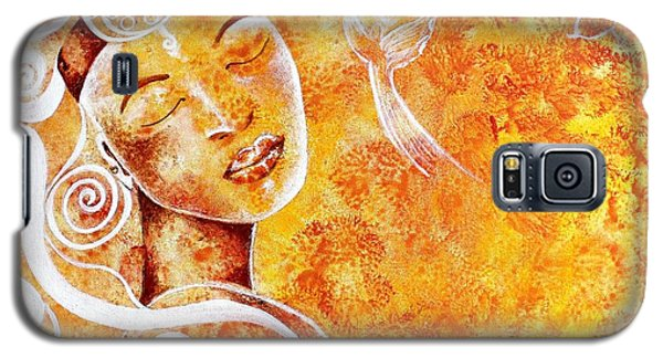 The Touch Of Grace Galaxy S5 Case