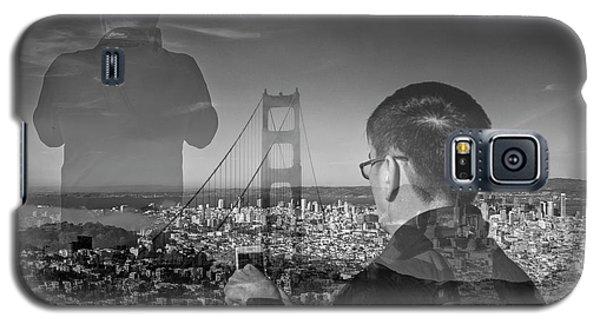 The Tourists - Golden Gate Bridge Galaxy S5 Case