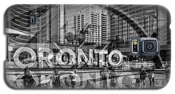 The Tourists - Toronto Galaxy S5 Case