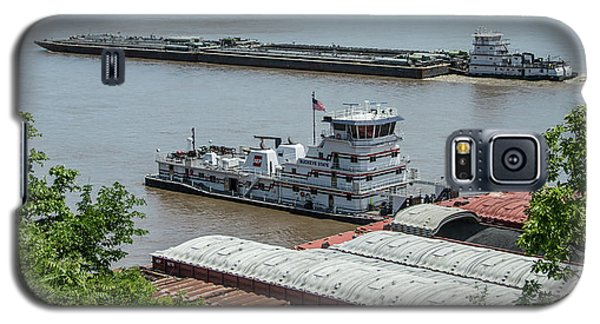 The Towboat Buckeye State Galaxy S5 Case by Garry McMichael