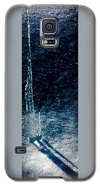 The Tower Of Ice Shadows Galaxy S5 Case