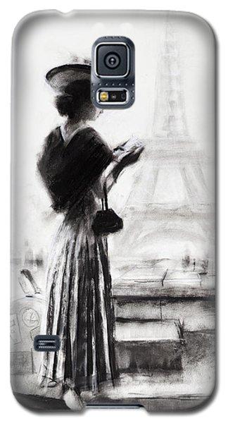 The Traveler Galaxy S5 Case