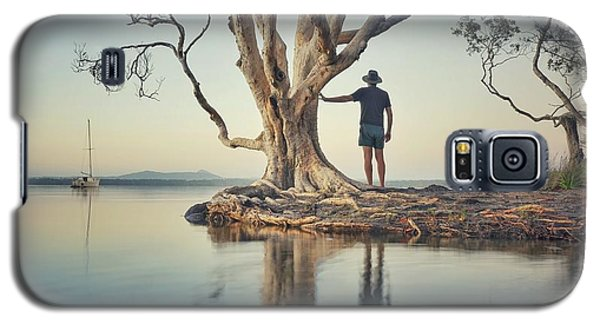 The Tree And Me Galaxy S5 Case
