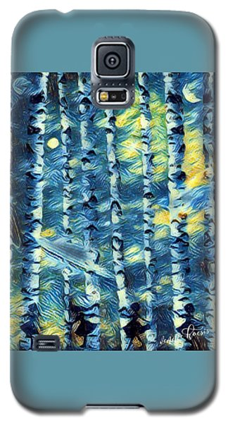 The Tree Children Galaxy S5 Case