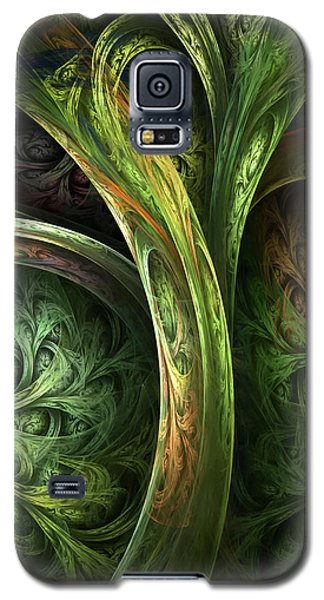 The Tree Of Life Galaxy S5 Case by Olga Hamilton