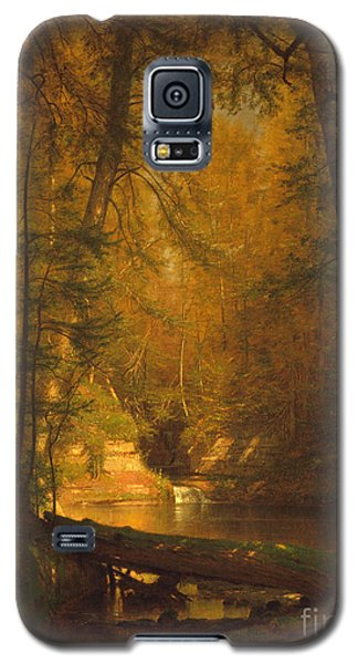 Galaxy S5 Case featuring the photograph The Trout Pool by John Stephens