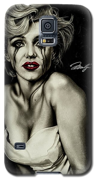 The True Marilyn Galaxy S5 Case