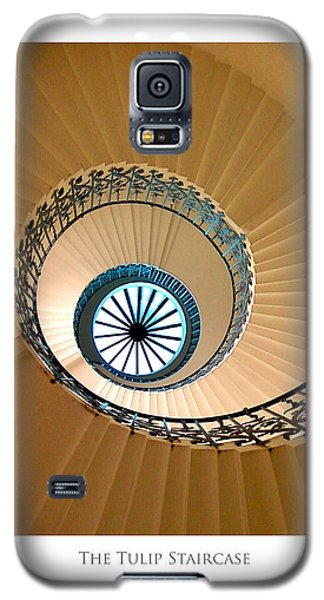 The Tulip Staircase Galaxy S5 Case