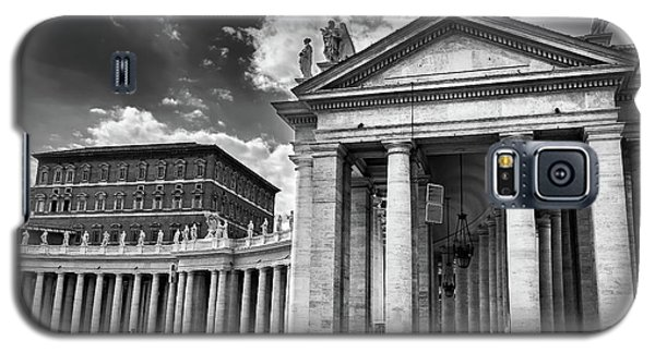 The Tuscan Colonnades In The Vatican Galaxy S5 Case