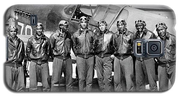 The Tuskegee Airmen Circa 1943 Galaxy S5 Case