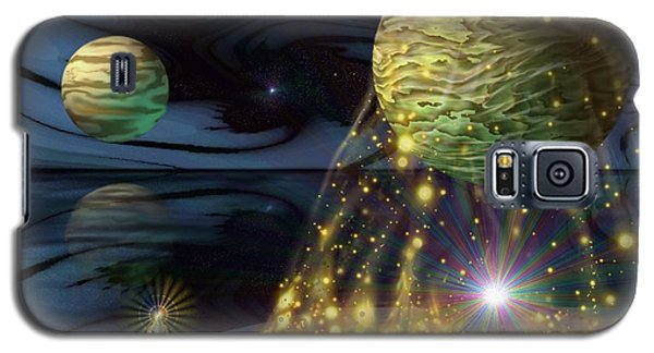 The Tutelary Guardian Galaxy S5 Case