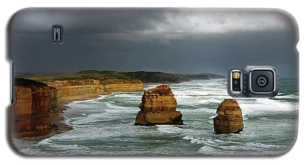 The Twelve Apostles Galaxy S5 Case by Marion Cullen