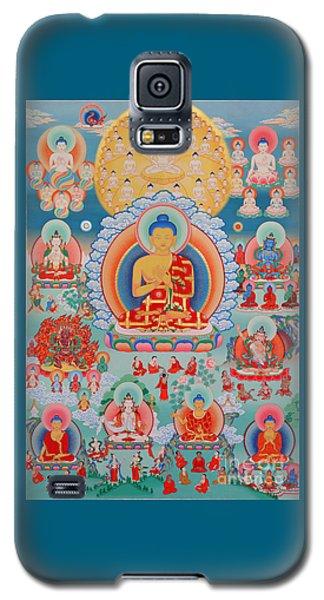 The Twelve Primordial Teachers Of Dzogchen - Tonpa Chu Ni Galaxy S5 Case
