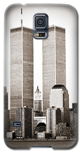 The Twin Towers Galaxy S5 Case