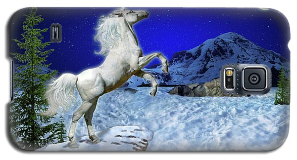 The Ultimate Return Of Unicorn  Galaxy S5 Case by William Lee