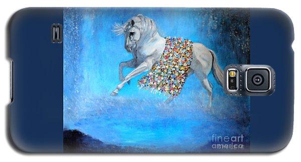 The Unicorn Galaxy S5 Case