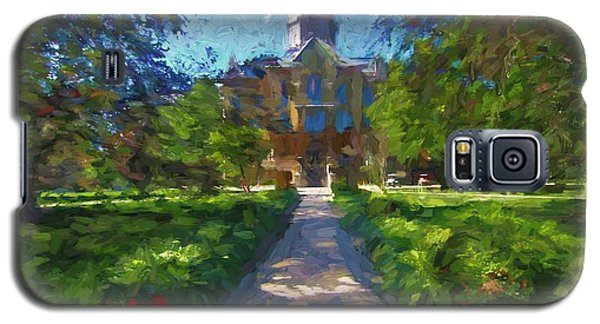 The University Of Notre Dame Galaxy S5 Case