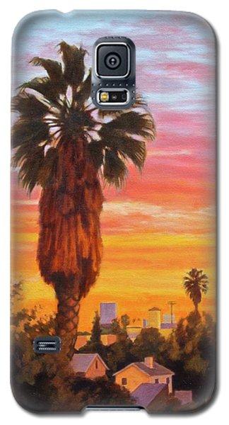 The Urban Jungle Galaxy S5 Case