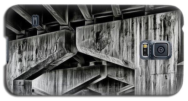 Galaxy S5 Case featuring the photograph The Urban Jungle by Brad Allen Fine Art