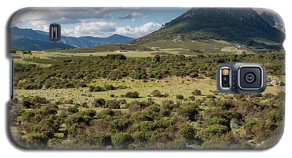 The Urzulei Mountains Galaxy S5 Case