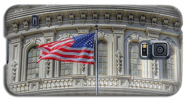 The Us Capitol Building - Washington D.c. Galaxy S5 Case