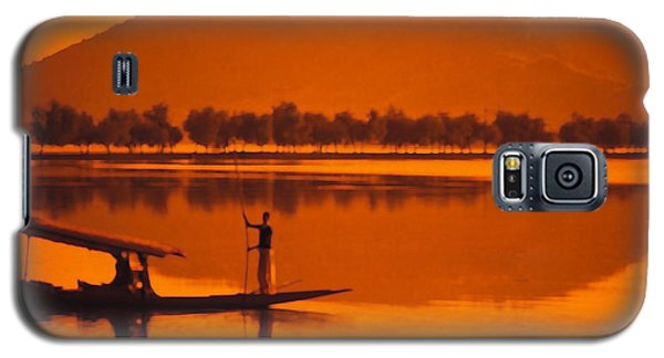 Galaxy S5 Case featuring the photograph The Vale Of Kasmir by Carl Purcell