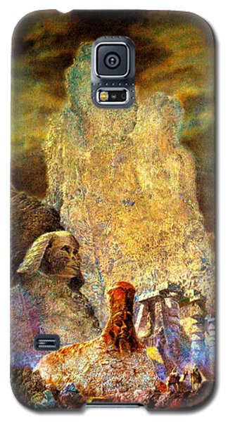 The Valley Of Sphinks Galaxy S5 Case