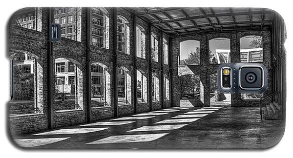 The Venue Bw Old Mill Wedding Venue Reedy River South Caroline Art Galaxy S5 Case