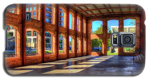 The Venue Old Mill Wedding Venue Reedy River South Caroline Art Galaxy S5 Case
