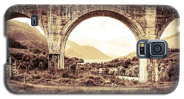 The Viaduct And The Loch Galaxy S5 Case