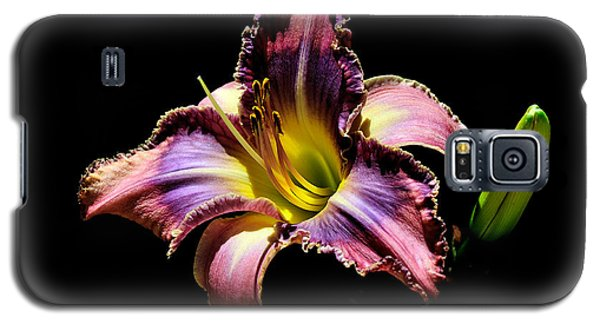 The Vibrant Lily Galaxy S5 Case