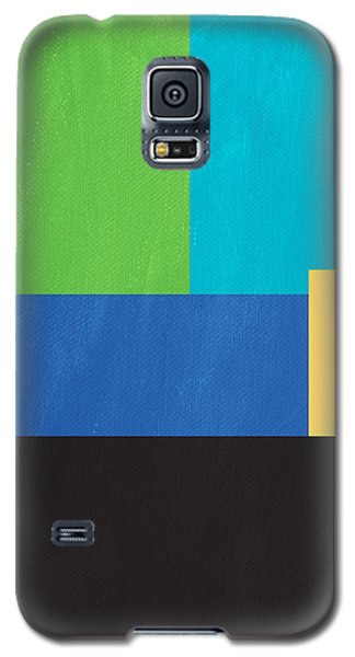 The View From Here- Modern Abstract Galaxy S5 Case