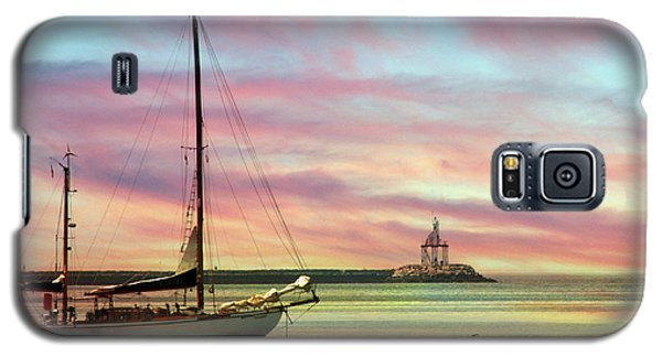The View From Rocky Neck Galaxy S5 Case