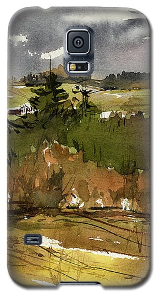 The View On Burlingame Road Galaxy S5 Case