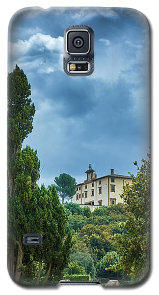 The Views From The Boboli Gardens Galaxy S5 Case