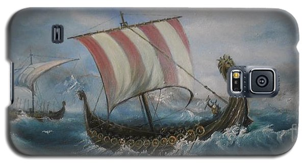The Vikings Galaxy S5 Case by Sorin Apostolescu