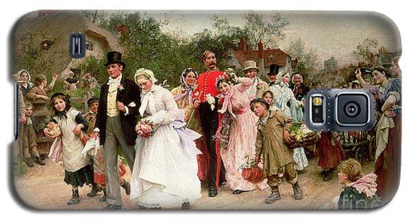 The Village Wedding Galaxy S5 Case