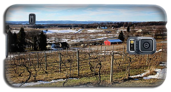 The Vineyard On Old Mission Galaxy S5 Case